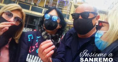 Insieme a Sanremo 2021  Filmati Interviste e Puntate